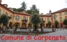 Web oficial municipio Carpeneto