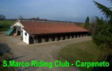 La página de Facebook de la escuela de equitación San Marco Riding Club