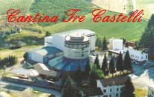 Productor de vinos Cantina Tre Castelli - Montaldo Bormida